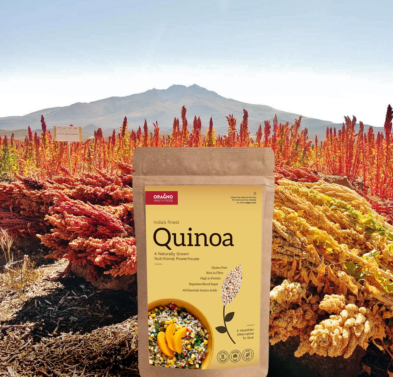 Oragno Quinoa
