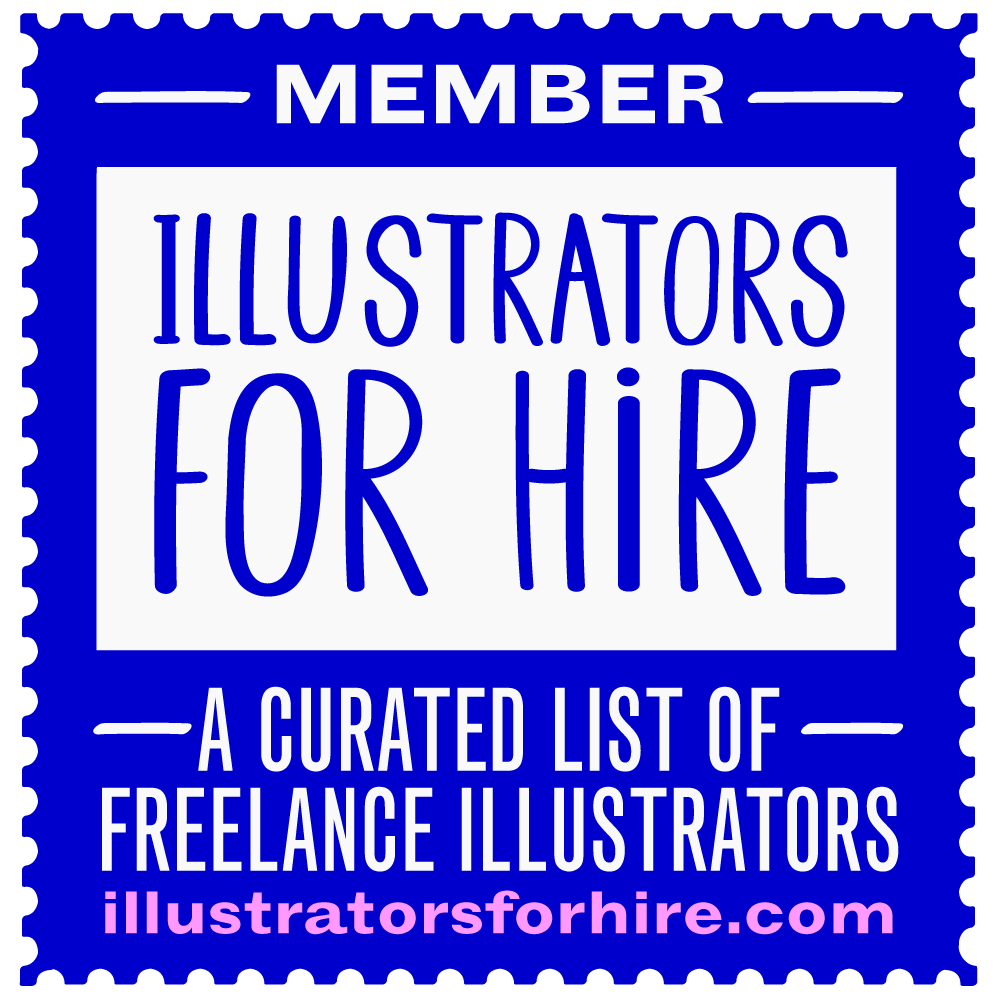 Member - Illustrators for Hire