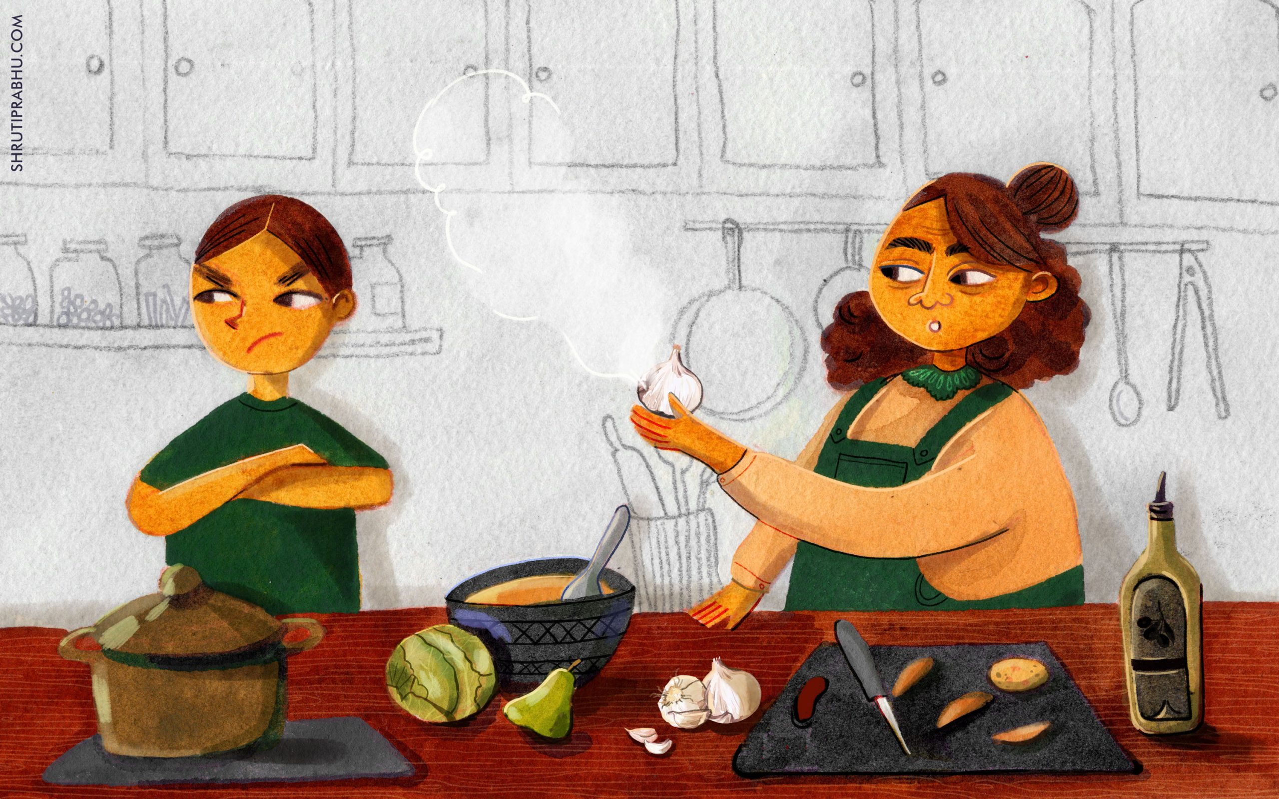 Garlic Story
