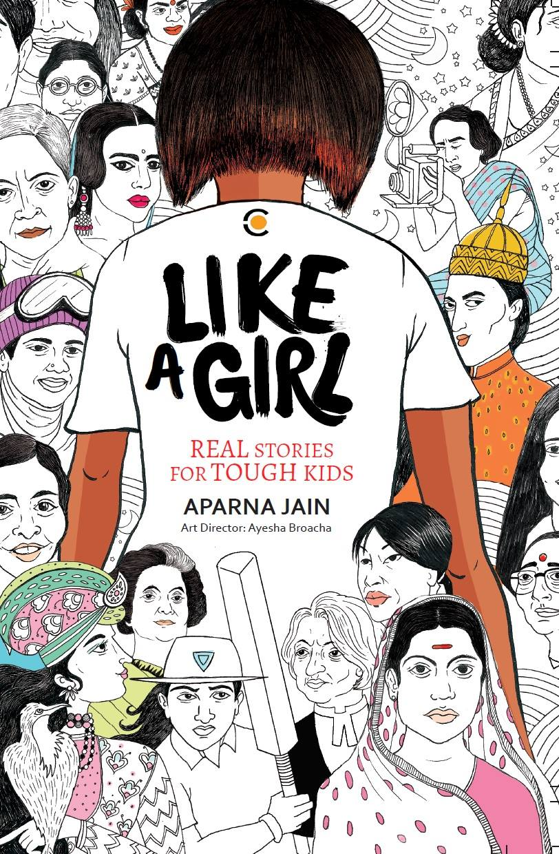 Like a Girl: Real Stories for Tough Kids Book Cover