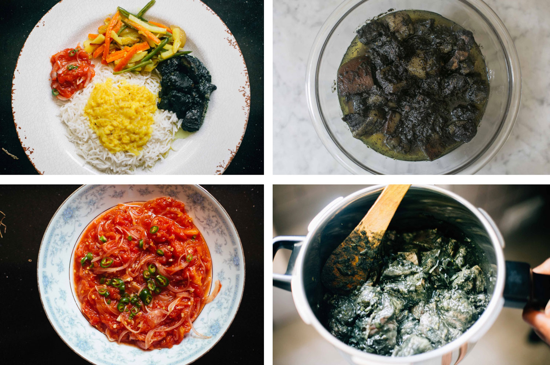 Khasi Food References