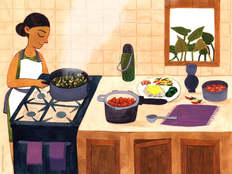 Goya Journal_ Editorial_Food Illustration
